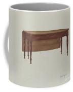Table (dining?) Coffee Mug