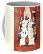 Table For Ten Coffee Mug