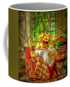 Table For Two In Ambiance Coffee Mug