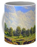 Table Mountain In Bloom Coffee Mug