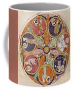 Table Of Planets Coffee Mug