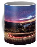 Table Rock Lake Night Shot 2 Coffee Mug