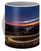 Table Rock Lake Night Shot Coffee Mug