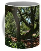 Table Under The Oak Tree Coffee Mug