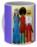 Tag Team Against Crime Coffee Mug