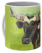 Tagged Coffee Mug