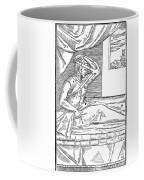 Tagliacozzi, Growing Nose From Arm Coffee Mug
