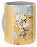 Tags Of War Coffee Mug