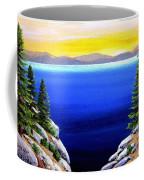 Tahoe Morning Coffee Mug