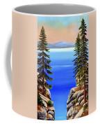 Tahoe Notch Coffee Mug
