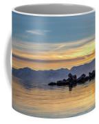 Tahoe Sunset Coffee Mug