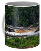 Tahquamenon Lower Falls Upper Peninsula Michigan 04 Coffee Mug