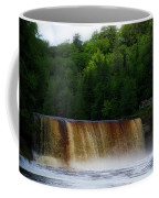 Tahquamenon Lower Falls Upper Peninsula Michigan 10 Coffee Mug