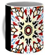 Taj Mahal Kaleidoscope Coffee Mug