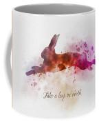 Take A Leap Of Faith Coffee Mug