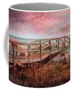 Take A Long Walk Into Dawn Coffee Mug