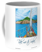 Take Me To Saba Coffee Mug