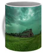 Take Shelter Again Coffee Mug