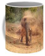 Taking A Bath Coffee Mug