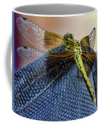 Taking A Pit Stop Coffee Mug
