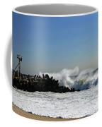 Taking A Pounding Coffee Mug
