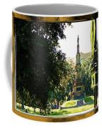 Taking A Walk Through American History Coffee Mug