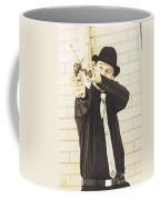 Taking Aim To Fire Coffee Mug