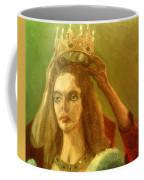 Taking Off The Crown Coffee Mug