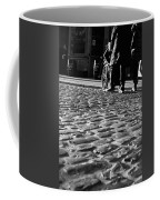 Taking On The Cobbles Coffee Mug