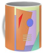 Taking Shape Coffee Mug by Richard Rizzo