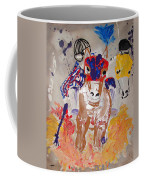 Taking The Lead Coffee Mug