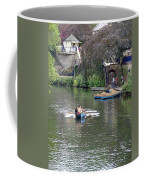 Taking The Oars Coffee Mug