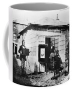 Talbotype, 1845 Coffee Mug