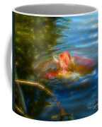 Tale Of The Wild Koi 2  Coffee Mug