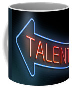 Talent Concept. Coffee Mug