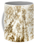 Tall Aspens Coffee Mug