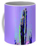 Tall Cactus Stand Coffee Mug