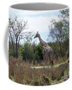 Tall Giraffe Coffee Mug