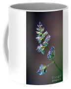 Tall Grass Stem Close-up Coffee Mug