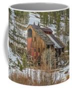 Tall Old Building Coffee Mug