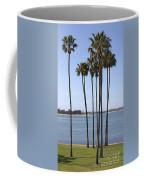 Tall Palms Coffee Mug