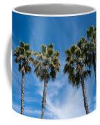 Tall Palms Couples Coffee Mug