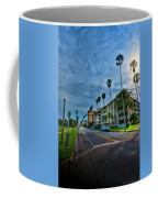 Tall Palms Coffee Mug