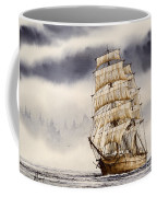 Tall Ship Adventure Coffee Mug