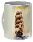 Tall Ship Carradale Coffee Mug