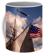 Tall Ship Sails 8 Coffee Mug