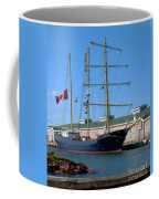 Tall Ship Waiting Coffee Mug
