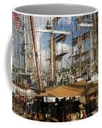 Tall Ships Heritage Landing Coffee Mug