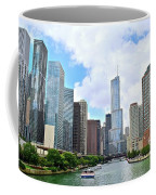 Tall Towers In Chicago Coffee Mug