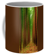 Tall Trees Coffee Mug